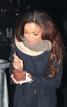 dionne-bromfield-eating-her-cake